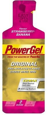 Powerbar - PowerGel Strawberry-Banana 41g Energiegel Sportnahrung