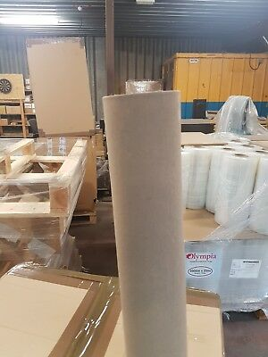 Large Heavy Duty Cardboard Mailing Tubes (6 per pack) - 51,5 x 11,1 cm