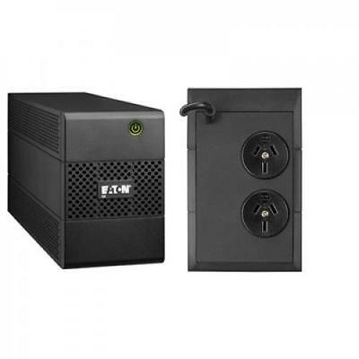 NEW Eaton 5E Tower UPS , 850VA / 480W ,  2 ANZ Outlets , Line Interactive with A