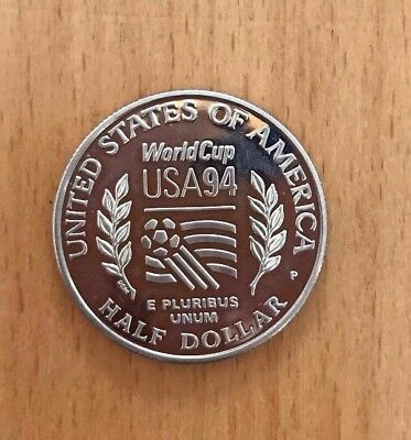 Half Dollar 1994 USA, Liberty Worldcup       C55