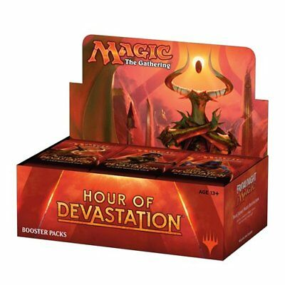Magic the Gathering MTG-HOU-BD-EN Hour of Devastation Booster Display Kartenspi