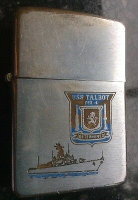 1976 USS Talbot FFG-4 Determined missile frigate FREE SHIPPING