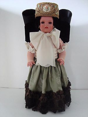 VINTAGE TORTULON Ethnic Doll! GORGEOUS! A Must See!