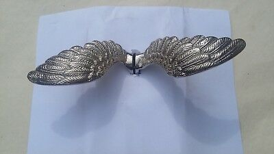 Extremely Rare Vintage 1920's Mascot Wings by Powell & Hanmer Ltd Birmingham