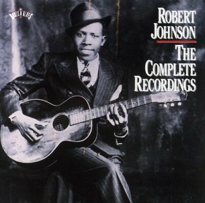 Robert Johnson - The Complete Recordings (2 Disc) CD NEW