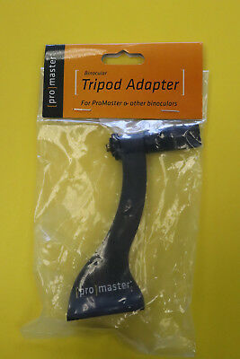 ProMaster Binocular Tripod Adapter New 1/4""