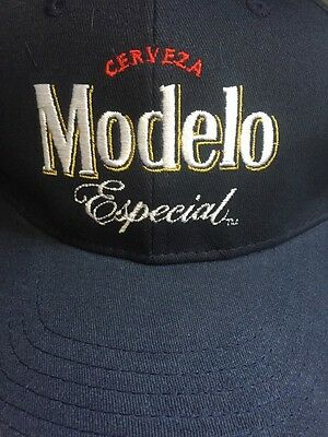 New No Tags Modelo Especial Cerveza Mexican Beer Embroidered Baseball Hat Cap