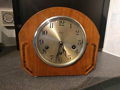 Tymo C.W.S Westminster Chime Clock with Gu movement.