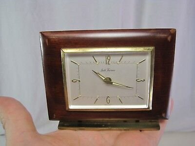 Seth Thomas Vintage Wind-Up Alarm Clock B9156