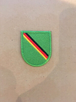 Armyabzeichen,10th.Special Forces Group Europe,Flash