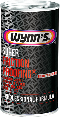 Wynn's Super Friction Proofing Oil Friction Modifier Additive Protects the turbo