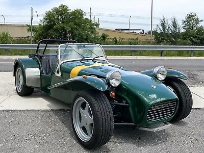 Convertible Caterham Super 7 1995 Clean Title Perfect Condition