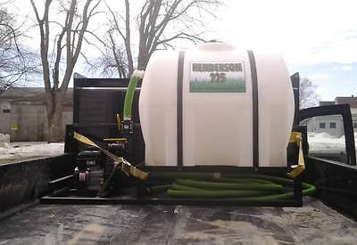 225 Gallon Henderson Hydroseeder (comes with 50ft of hose for free)