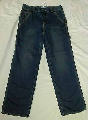 The Children's Place Boy's  Utility Jeans Size 10 NWT