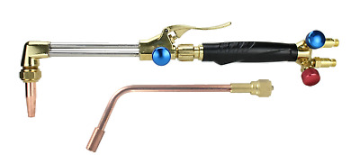 Oxy-Fuel Torch Apollo with Check Valves+Cutting Tip+Heating Tip (Propane)