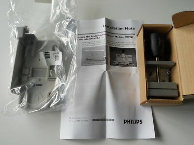 Philips IntelliVue  Monitor Mounting Clamp Bracket M8040-60101. Free UK P&P.