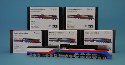 """LEGO SP 4449 Daylight- """"American Freedom Train"""" - Exclusive Here"""