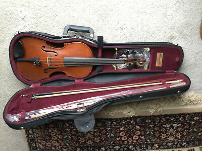 Herman Fiedler Full Size Violin