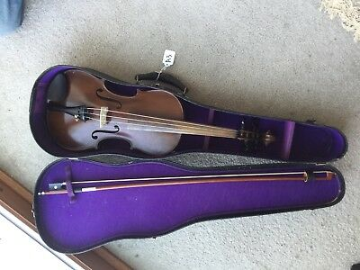 Vintage Full Size Violin,Made in Japan
