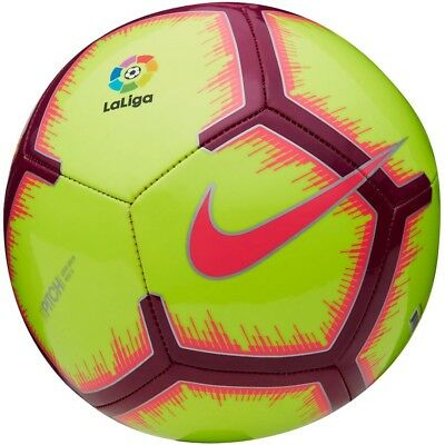 596e2e34a Nike La Liga Pitch SC3318702 Soccer Ball Size 5 Football