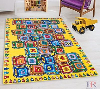 Teaching ABC Blocks Party accent Kids Educational play mat For...
