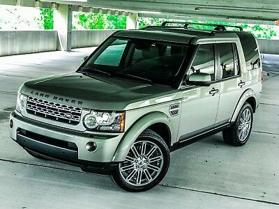 2012 Land Rover LR4 HSE Loaded DVD RES NAV Pano ROOF LOADED 2012 Land Rover LR4 HSE Luxury Loaded SUV NAV RES DVD LQQK