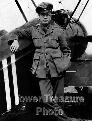 World War I Flying Ace  ***  ARTHUR ROY BROWN  ***  Photo Print (8.5 x 11)