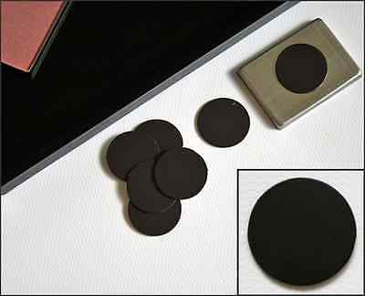 MAGNETS SELF ADHESIVE Round Makeup Eyeshadow Empty Custom For MAC PRO PALETTE