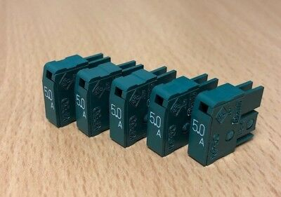 Daito MP50 5.0A Fuse 125V  BRAND NEW (Lot of 5)