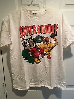 COAST Casinos, Las Vegas, Vintage T-shirt, XL, 1997 SUPER BOWL 006