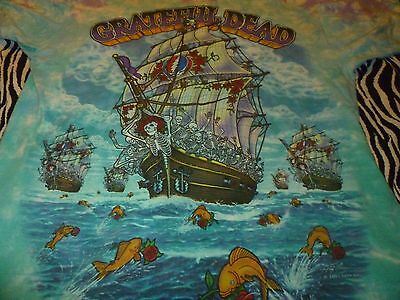 Grateful Dead 1993 Shirt ( Used Size XL ) Very Good Condition!!!