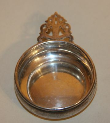 RD Sterling Silver Paul Revere Reproduction 414 2 Inch Porringer Baby Cup 22.7g