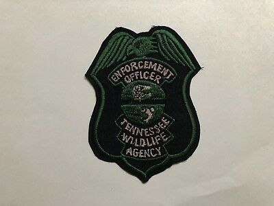 tennessee Wildlife Agency E  Officer Ranger Warden   , BEING SOLD AS IS