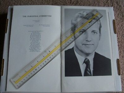 1970 Inauguration New Orleans Mayor Moon Landrieu, Signed by DiRosa & Ciaccio
