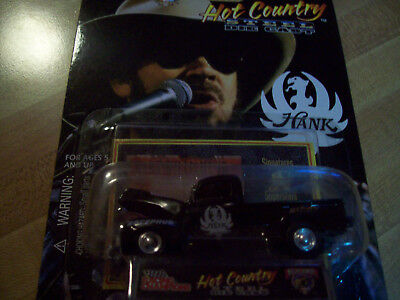 Hank Williams Jr. Issue #13 Hot Country Limited Edition Die Cast Truck Bocephus