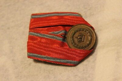 German Imperial Wurttemburg Army 12 years faithful service medal