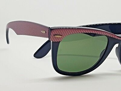 Authentic New Old Stock 1984 Bausch & Lomb Ray-Ban Wayfarer Collectors Item