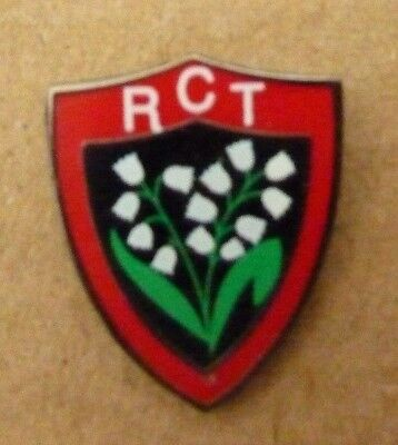 Pin's Rugby du R C T