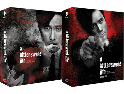 A Bittersweet Life - Blu-ray Steelbook Full Slip Limited Edition (Korean, 2018)