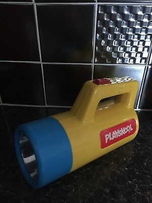 Playskool Authentic Vintage 80's Torch