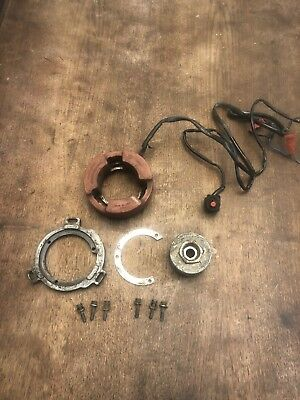 Husqvarna 80's CR250 XC WR CR 250 430 500 Motoplat Electronic Ignition Assy GOOD