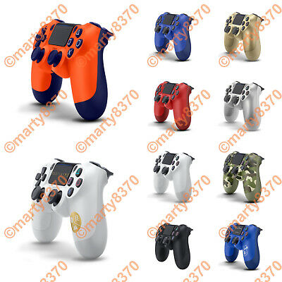 Official Dualshock 4 V2 Gamepad various colours PS4 UK(BNIB)