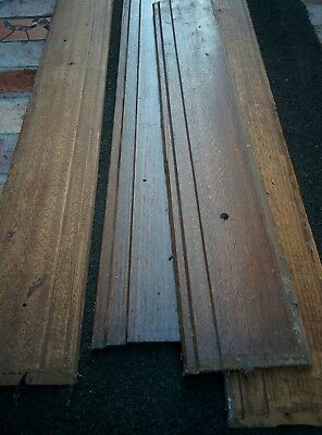 Timber Architrave Skirting Boards - Art Deco x 4 lengths
