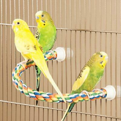 Parrot Cage Bird Perch Accessories: Bulk Clearance Offer 10xMed, 10xLarge