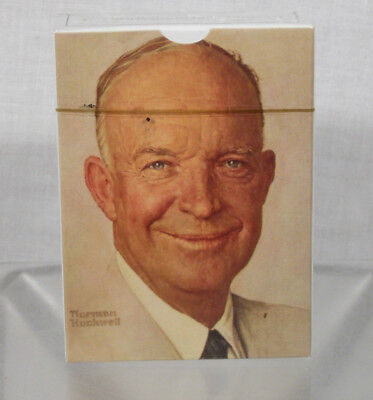 President EISENHOWER-  FOUNDATION PLAYING CARDS - Unopended