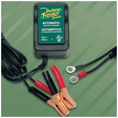 Deltran Battery Tender 021-0123 Junior Battery Charger, 12 V