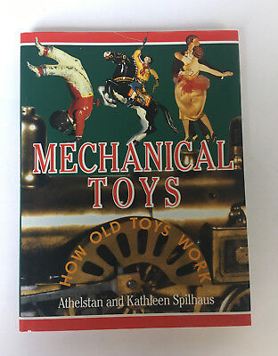 Mechanical Toys, Blechspielzeug uvm. - Book How old toys work