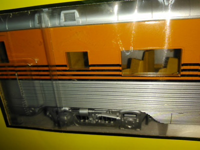 RailKing One-Gauge 70' ft Streamlined Passenger Car Carriage Lot of 3x 1/32 scal