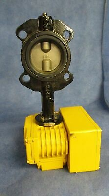 """Radius R-EW700-15-110-RPC Electric Actuator with 3"""" Butterfly Valve 1 Yr Wty"""