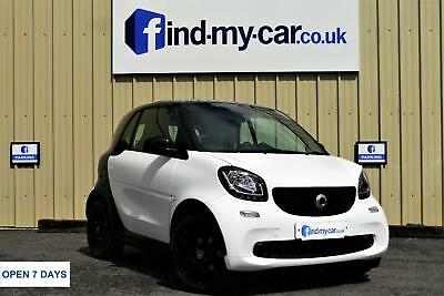 2017 67 Smart fortwo 1.0 ( 71bhp ) ( s/s ) Twinamic  Prime Sport  ##NO TAX##